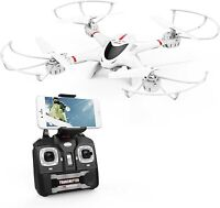DBPOWER X-Series 2.4G 6-Axis GYRO QUAD-COPTER FPV REAL-TIME HEADLESS MODE DRONE