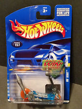 2002 Hot Wheels #157 Mo' Scoot - 55042