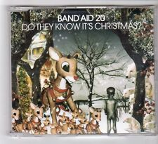 (GB199) Band Aid 20, Do They Know It's Christmas? - 2004 CD