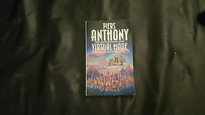 Virtual Mode by Piers Anthony (Paperback, 1992)