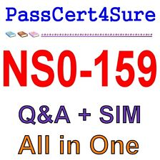 NetApp Certified Data Administrator, ONTAP NS0-159 Exam Q&A+SIM