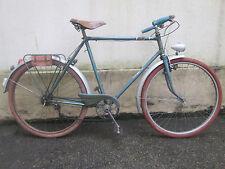 Joli vélo vintage Dilecta Le Blanc en assez bon état, no routens, herse, singer