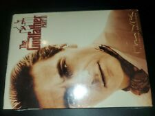 The Godfather Part Ii 2 Set. New Sealed tote g