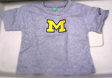 Michigan University Wolferines T-Shirt, 6 months, New