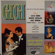 Gigi  Songs from the Arthur Freed Production 33RPM DLP-56-B   102216LLE