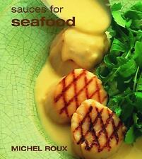 Sauces for Seafood-ExLibrary
