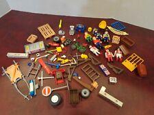 Playmobil Geobra Playset & Figure Parts MIXED LOT 5
