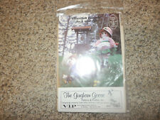 "Heartfelt Friends Jack And Jill 22"" Dolls Pattern - The Gingham Goose Nip"