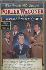 PORTER WAGONER AND THE BLACKWOOD BROTHERS QUARTET Grand Old Gospel NEW CASSETTE