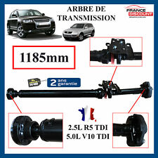 ARBRE DE TRANSMISSION LONGITUDINAL NEUF VW TOUAREG 2.5 R5 TDI 02-10 1185MM