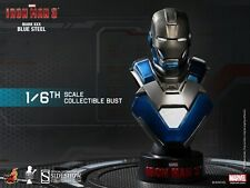 IRON MAN MARK 30 COLL BUST HOT TOYS BUSTO