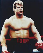 TOMMY MORRISON 8X10 PHOTO BOXING PICTURE