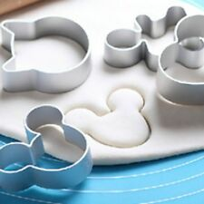 Lovely Mickey Mouse Shaped Cookie Pastry Dessert Cake Baking Mould Mold 1Pcs Hot