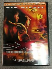 Xxx Dvd Widescreen starring Vin Diesel Samuel L. Jackson Asia Argento 2002