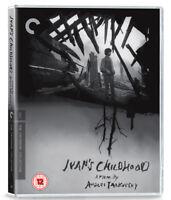 Ivan's Childhood - The Criterion Collection Blu-Ray (2018) Nikolai Burlyaev,