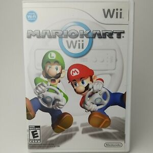 Nintendo Mario Kart Wii Game