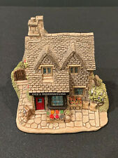 Lilliput Lane Cottage Collection Cox's Green Grocers - Excellent Condition