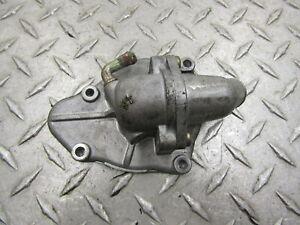 2007 SUZUKI BOULEVARD C50 ENGINE WATER COOLANT PUMP COVER