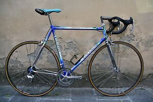 colnago master olympic campagnolo record italy steel bike titanium vintage gilco