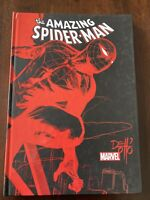 Amazing Spider-Man Gabriele Dell Otto Hardcover (2015) Signed Numbered 424/500