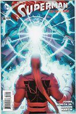 Superman (2011 3rd Series) #36 Romita Jr Variant NM 1:100