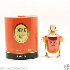 Dune by Christian Dior 0.5 fl.oz - 15 ml PARFUM Splash for Women