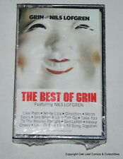 GRIN The Best of Cassette SEALED. See photo for play lists if visible