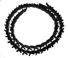 RDGTOOLS BLACK LINK V BELT FOR MYFORD LATHE HEADSTOCK ML7 SUPER 7 ENGINEERING