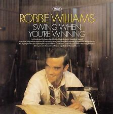 Swing When You're Winning Robbie Williams MUSIC CD