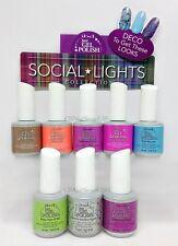 IBD Just Gel Polish - SOCIAL LIGHTS Collection- All 8 shades 56920-56927