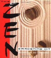 MINI ZEN GARDENING SET ~ GREAT FOR RELAXATION ~ BRAND NEW