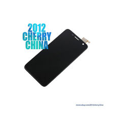LCD Display Touch Screen Digitizer For Alcatel One Touch Idol Mini 6012X Frame