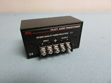 RDL TX-AT1 Audio Transformer (C10E) Pre-Owned