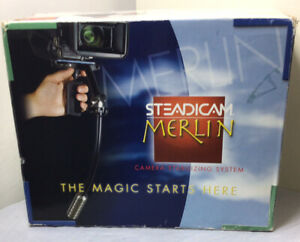 Steadicam Merlin, Stabilizing System, Camcorders Gimbal