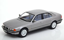 1:18 KK-Scale BMW 740i E38 1.Series 1994 grey-metallic
