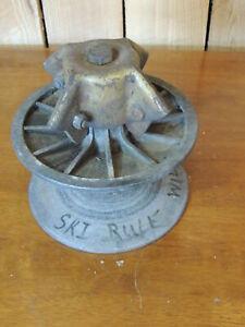 Skiroule Wide Belt Primary Clutch, 3-05-27-019-A, 771, Vintage, WYSIWYG