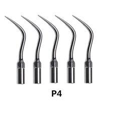 5X Perio P4 Ultrasonic Scaler Insert Tip for EMS WOODPECKER Piezo Handpiece