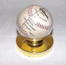 WALLY MOON Signed Carolina League Baseball