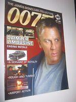 JAMES BOND CAR COLLECTION 49* Magazine