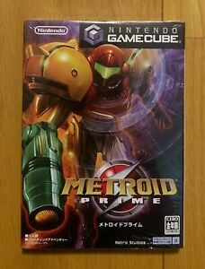 Metroid Prime Nintendo Gamecube Japan New! Sealed GC Rare