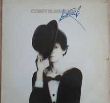 "33T Lou REED Vinyle LP 12"" CONEY ISLAND BABY - CRAZY FEELING -KICKS - RCA 0915"