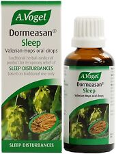 A. Vogel Dormeasan Sleep Valerian-Hops Oral Drops 15ml thr no 13668/0017