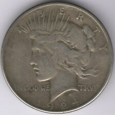 1924 U.S.A.Silver Peace Dollar | World Coins | Pennies2Pounds