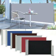 Ausziehbare Seitenmarkise Ausziehbar Sonnenschutz Windschutz Terrasse Markise DE