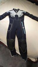 Waterproof wetsuit 5mm W4 Medium Tall