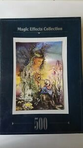 "Magic Effects Collection 500 pc Puzzle ""Undine"" New Free Shipping"