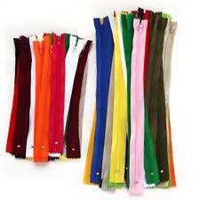 Reissverschluss 20 Farben Nylon Reissverschlüsse für Kleidung 80pcs Set
