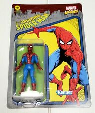 Kenner|Marvel Legends Retro|SpiderMan 3.75? Figure|MOC UNPUNCHED|99 CENTS $1 LOT