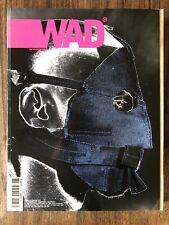 WAD magazine - denim issue - issue 37 - 2008