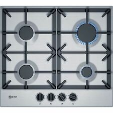 Neff T26DS49N0 60cm Gas Hob With Cast Iron Pan Supports + 2 Year Guarantee